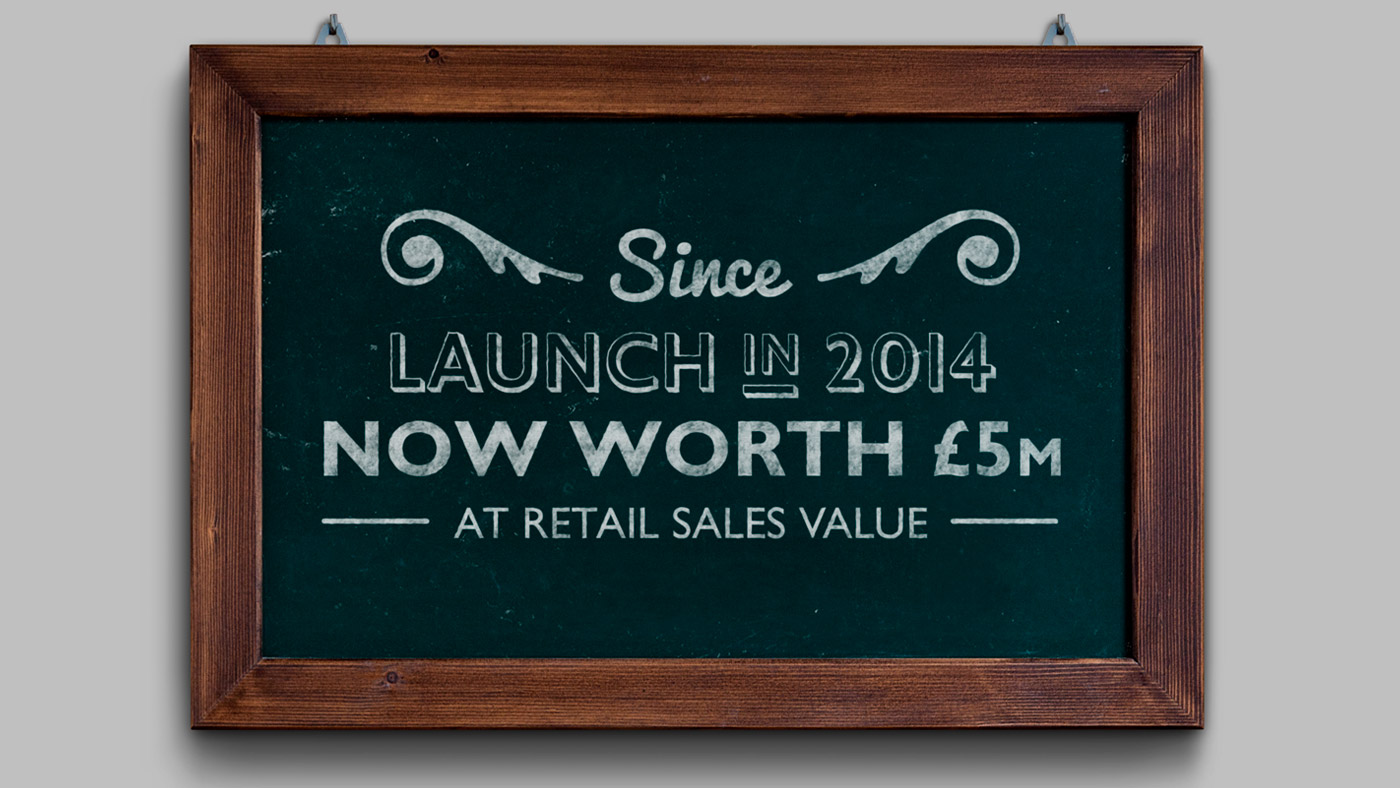 Since launch in 2014 Seriously Tasty is now worth £5m at retail sales value