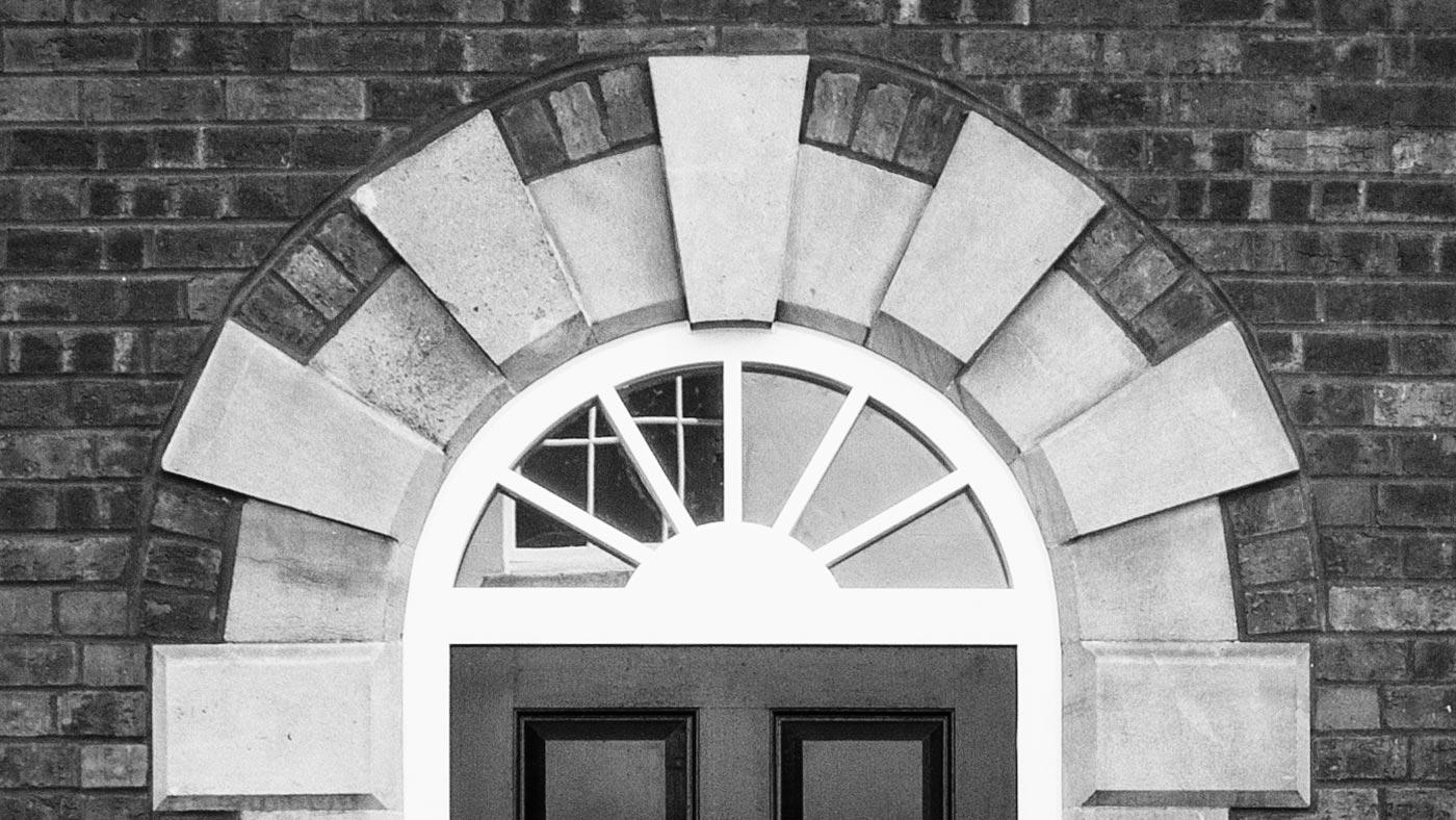 Building window detail