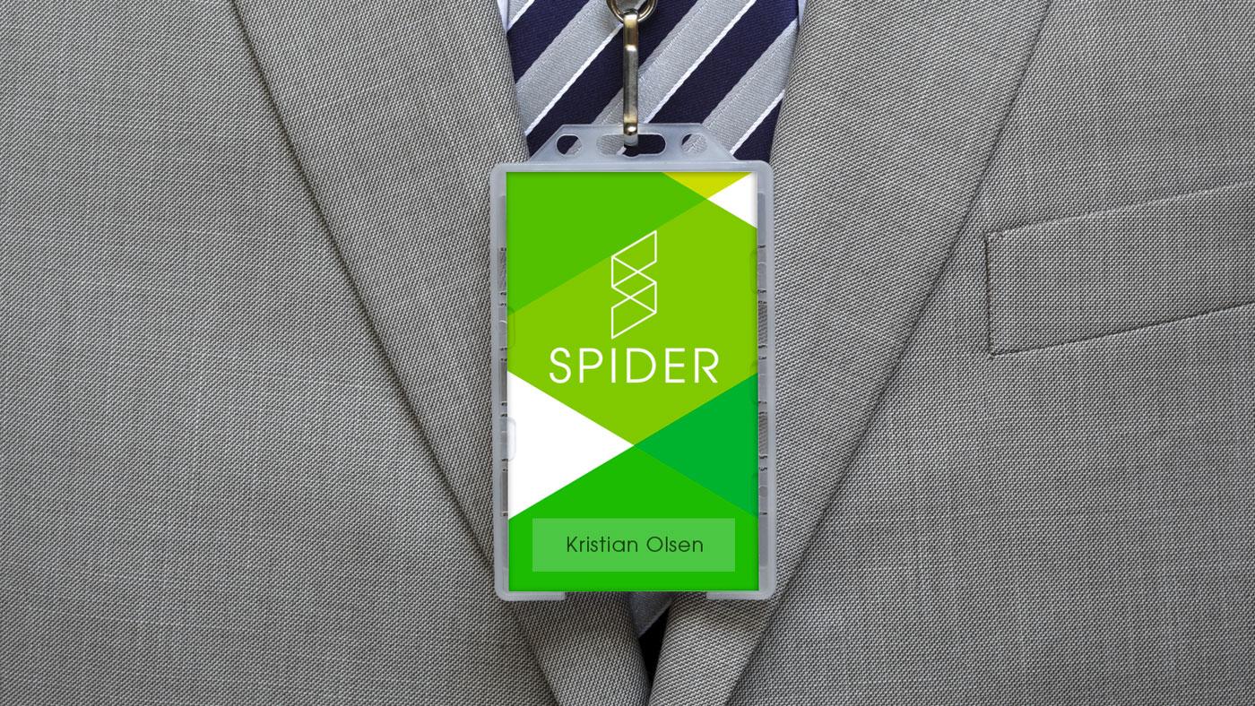 Spider Brand Identity