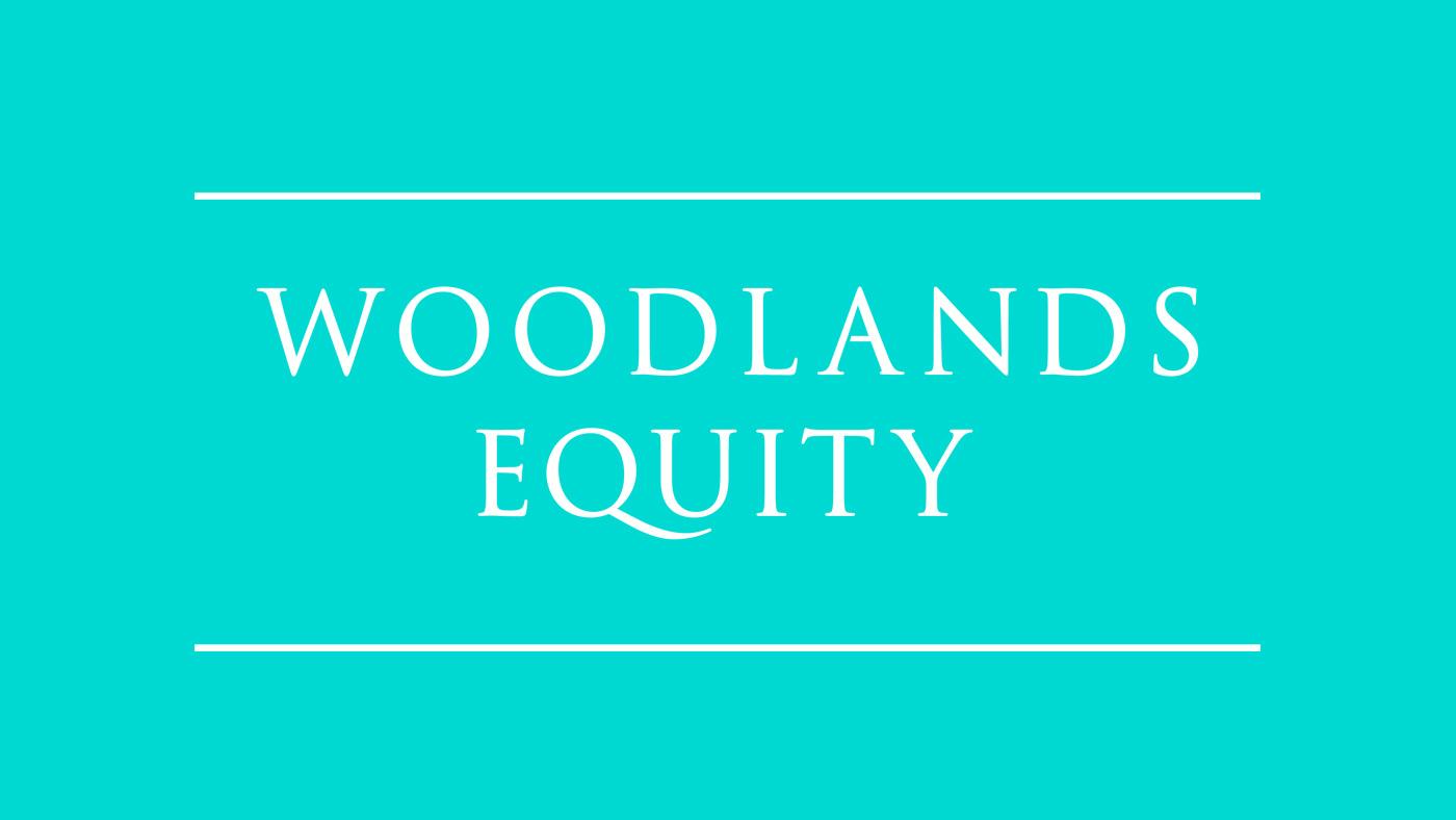 Woodlands Equity logo type