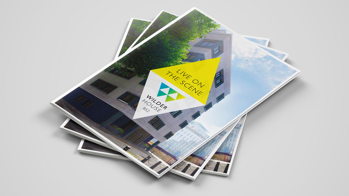 Wilder House brochure cover